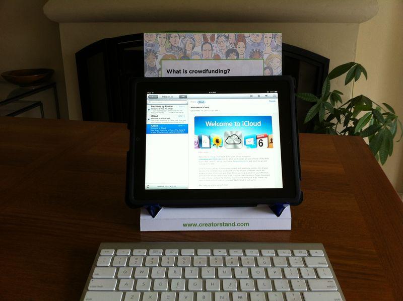 Creatorstand_iPad